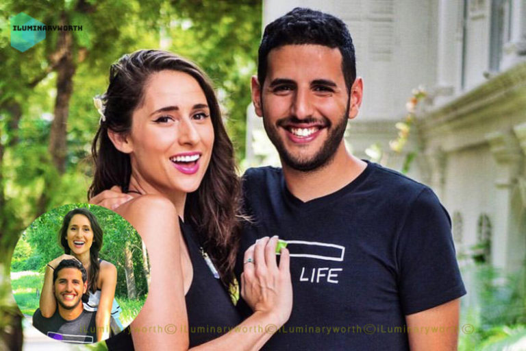 Know about One Minute Vlogger Nas Daily Girlfriend Alyne Tamir