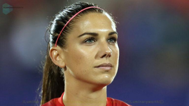 Know About FIFA Women World Cup Winner Alex Morgan