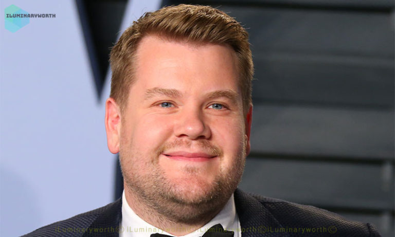 Know About Late Late Show Host James Corden Net Worth 2019