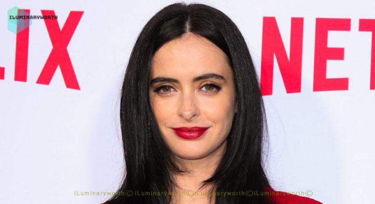 Krysten Ritter Net Worth   How much is she earnings from Netflix Series Jessica Jones ?