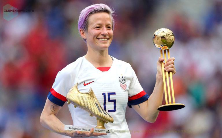 Know About FIFA Women's World 2019 Golden Boot Winner Megan Rapinoe