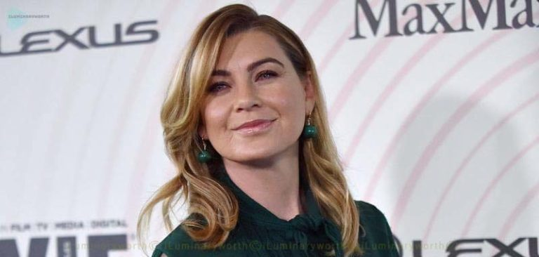 Know About American Actress & Grey's Anatomy Star Ellen Pompeo