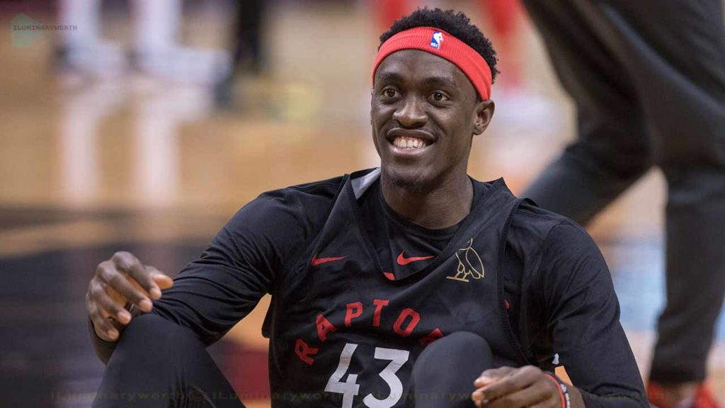 Pascal Siakam net worth