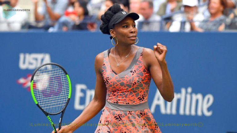 Know About Iconic Women Tennis Player Venus Williams