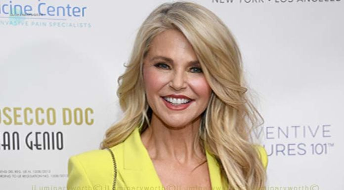 Christie Brinkley net worth