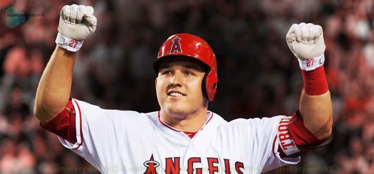 Michael Trout – American Baseball Player