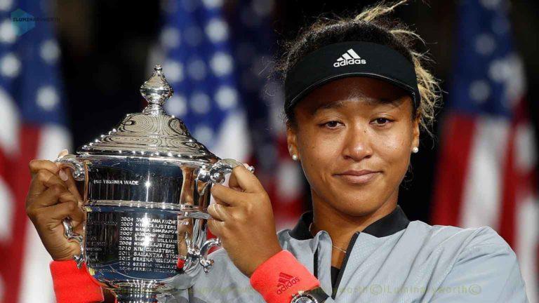 Naomi Osaka – Japanese Professional Tennis Player