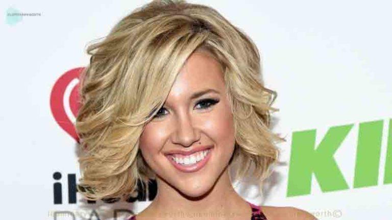 Savannah Chrisley – American Reality TV Star