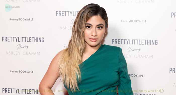 Fifth Harmony Star Ally Brooke | Did She made to the Finals of Dancing with the Stars?