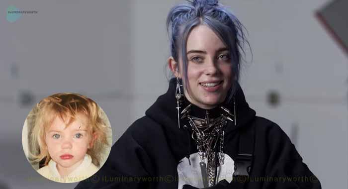 Billie Eilish childhood