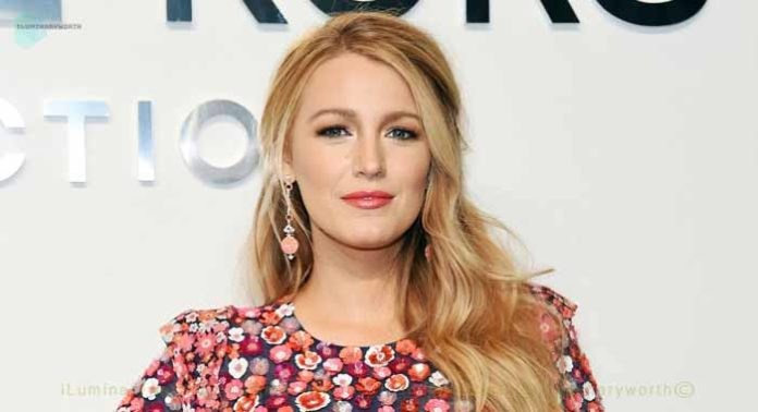 Blake Lively's Net Worth