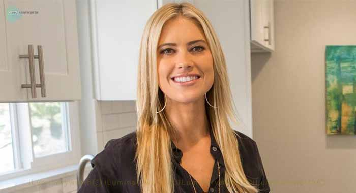 Know About Real Estate Agent & TV Personality Christina Anstead