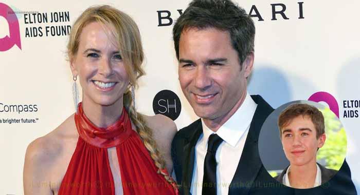 Erick McCormack's wife