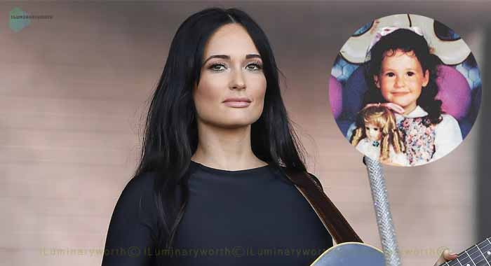 Kacey Musgraves childhood picture