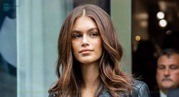 American Model Kaia Gerber Net Worth – Is She Dating Pete Davidson?
