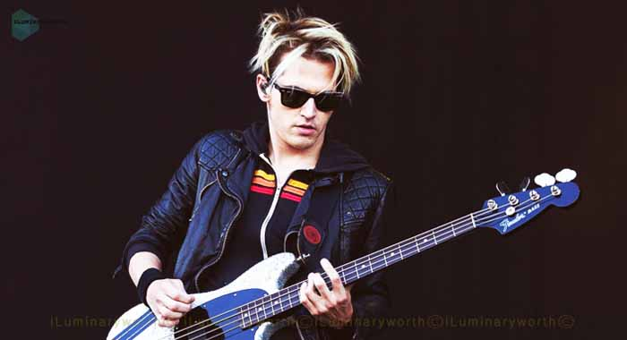 Know About Musician Mikey Way  How Much He Earned From My Chemical Romance & Electric Century