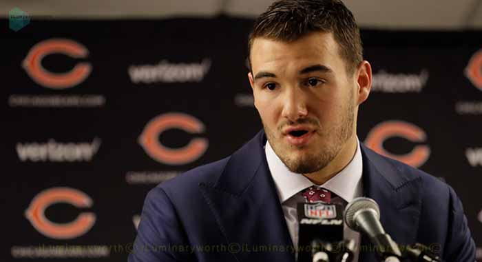 Mitchell Trubisky's Net Worth – How Much Is His Salary From The Bears?