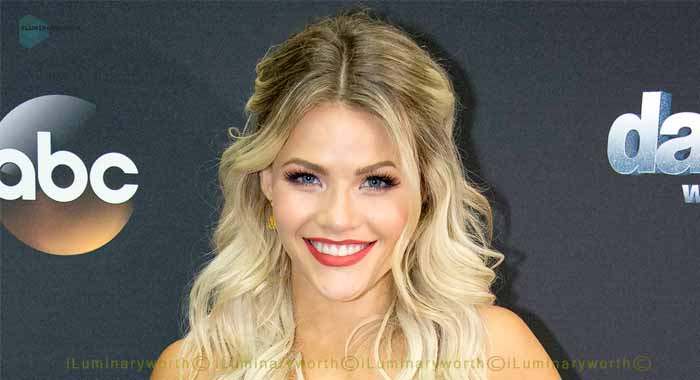 Know About Professional Dancer Witney Carson Loving Partner Carson McAllister