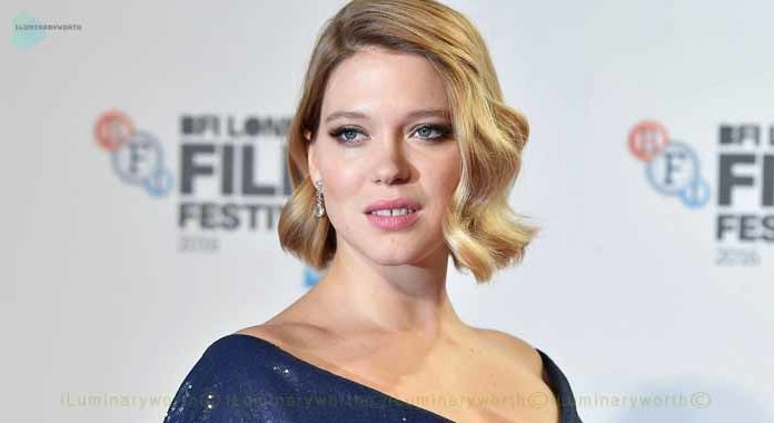 Lea Seydoux net worth