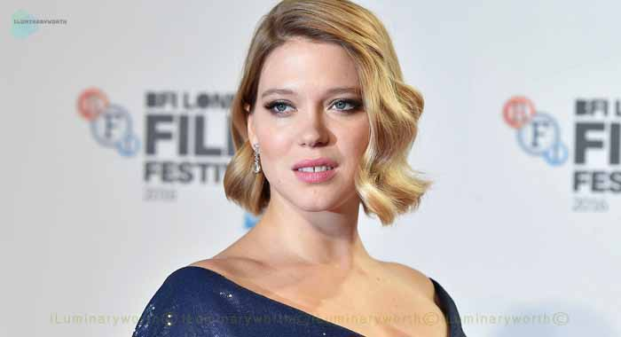 French Actress Léa Seydoux Net Worth – Earning From Movies