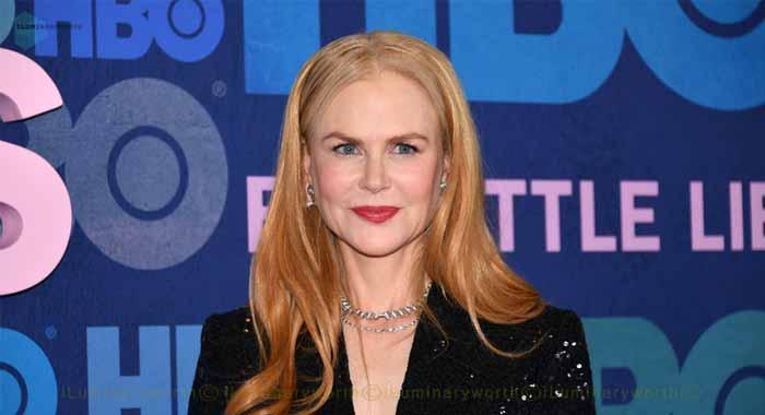 Actress Nicole Kidman Net Worth – Earnings From Movies & TV Series