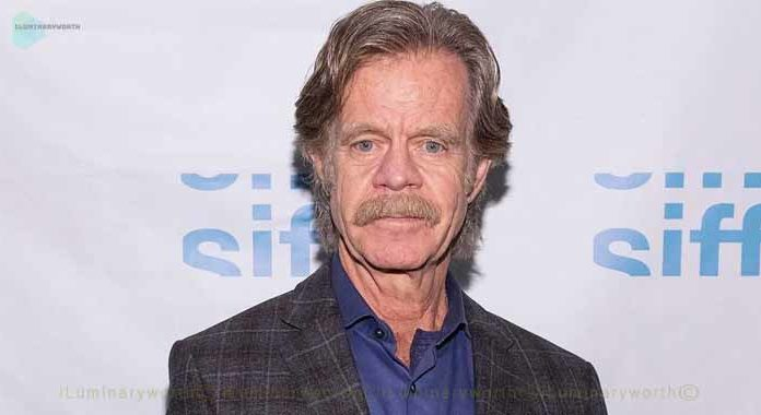 William Hall Macy Net worth