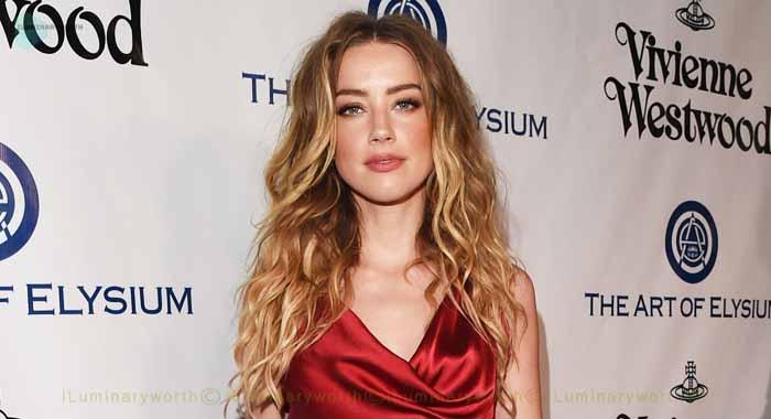 Aquaman Star Actress Amber Heard Net Worth – Amber Heard Dating Girlfriend Bianca Butti