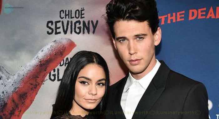 Vanessa Hudgens ex-boyfriend Austin Butler