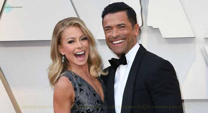 Kelly Ripa wedding ring