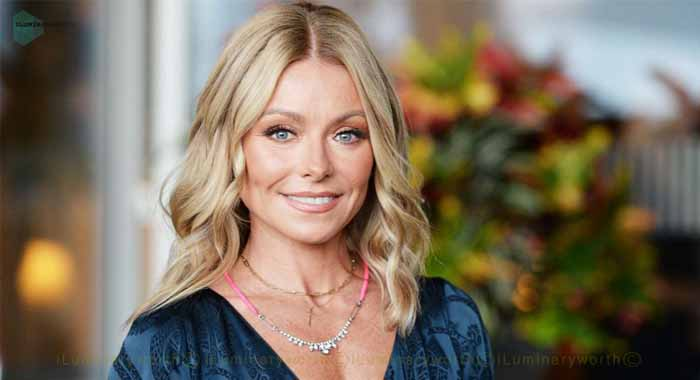 Kelly Rip Net Worth – Earning From Show Live with Kelly Ripa and Ryan Seacrest