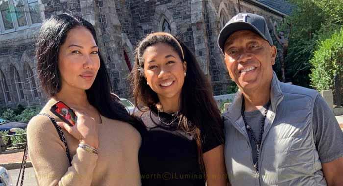 Russell Simmons ex-wife Kimora Lee