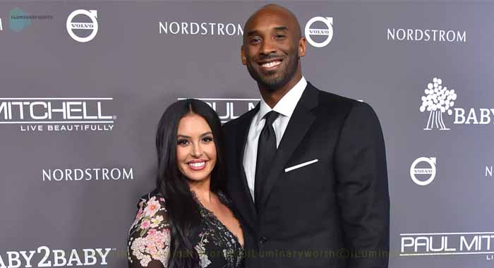 Know About Kobe Bryant All Children with Wife Vanessa Bryant