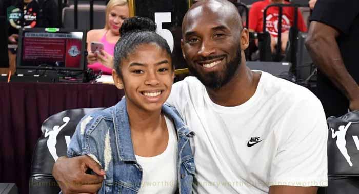 Kobe Bryant daughter Gianna