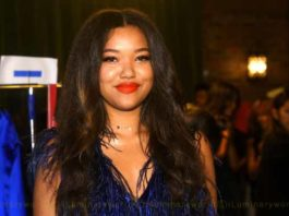 Ming Lee Simmons Net Worth