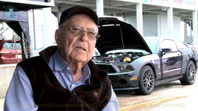 Automotive Designer & Racing Driver Carroll Shelby Net Worth