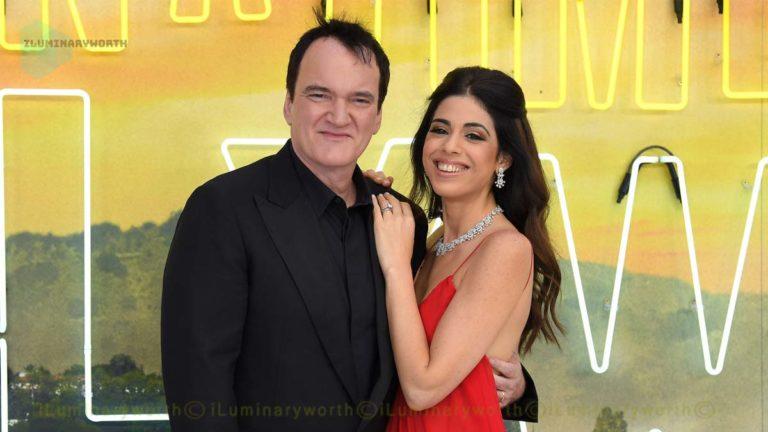 Meet Daniella Pick – Legendary Filmmaker Quentin Tarantino's Wife