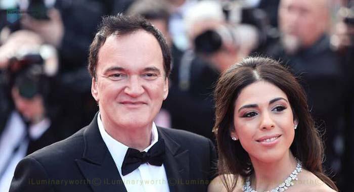 Quentin Tarantino wife