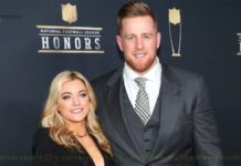 JJ Watt Wife