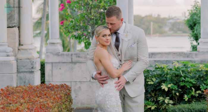JJ Watt Wife Kealia Ohai