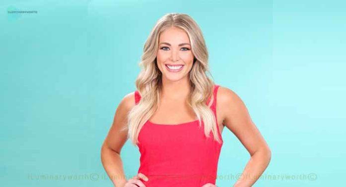 Kelsey Weier net worth