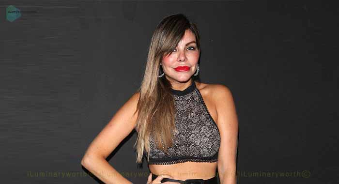 Liziane Gutierrez net worth
