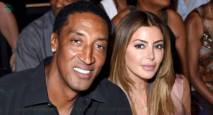 Scottie Pippen wife
