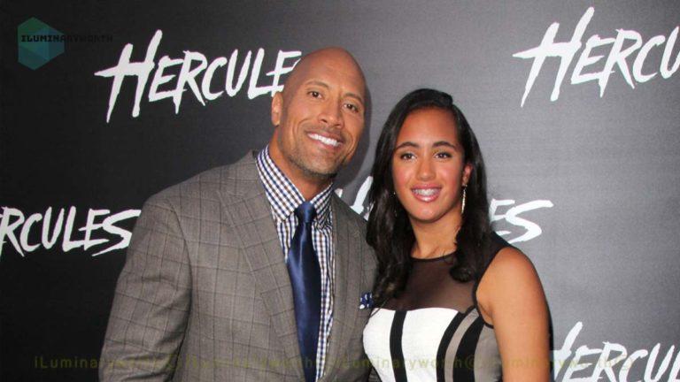 Meet Simone Alexandra Johnson – Dwayne Johnson Daughter with Ex-Wife Dany Garcia