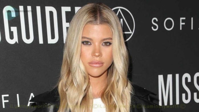 Sofia Richie net worth