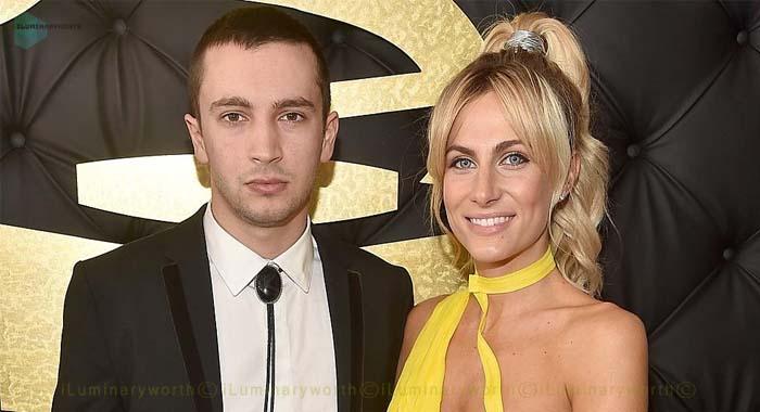 Tyler Joseph wife Jenna Black