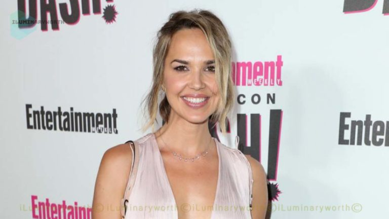 The Vampire Diaries Star Arielle Kebbel Net Worth – How Much She Earns From Modeling Career?
