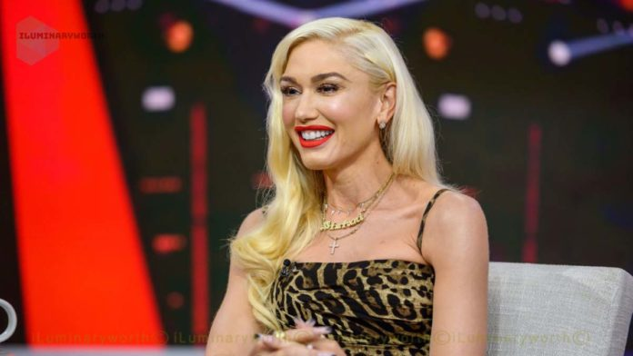 Gwen Stefani net worth