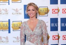 Sarah Harding net worth
