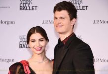 Ansel Elgort girlfriend
