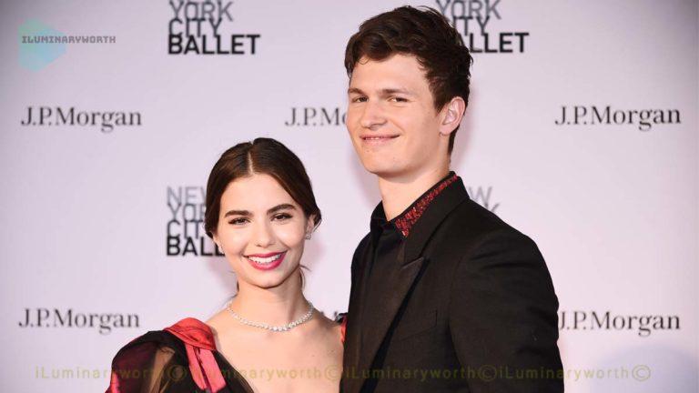 Meet Violetta Komyshan – Actor Ansel Elgort High School Girlfriend
